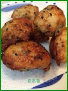 ji1-202x300 自然薯(じねんじょ)レシピ人気1 位 山芋とは違う味わい