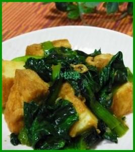 niku1-227x300 小松菜レシピ クックパッド人気 1位はつくれぽ5000人以上