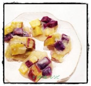 satu1-300x285 サツマイモの大量消費できる 簡単で人気お菓子レシピ