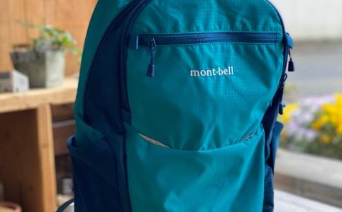mont-bell kidsフィールドパック