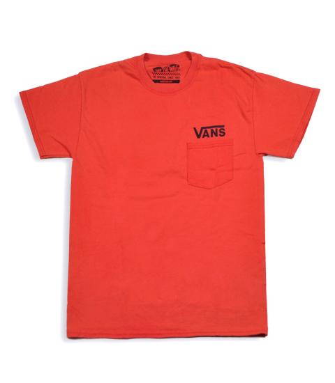 VANS×SD OFF THE WALL T-SHIRT 画像