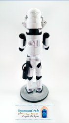 Quilling Star Wars Empire Stormtrooper