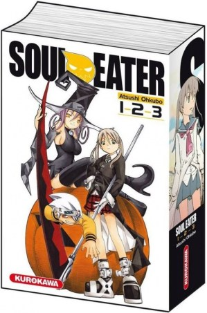 Soul Eater Edition double T1