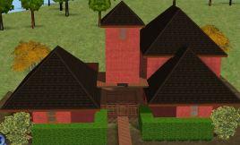 Jungle House tampak depan