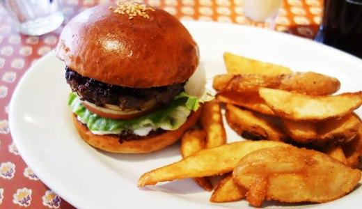 """ハンバーガーと言えば!北山のハンバーガーやさん """"ザ バーガーカンパニー (THE BURGER COMPANY) """"さん"""