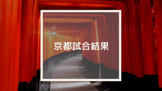 【京都市中学校体育連盟】令和元年度京都市中学校新人大会(卓球個人の部) 結果