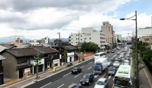 イオン京都の近くに『プレサンスコーポレーション』がホテル計画!!