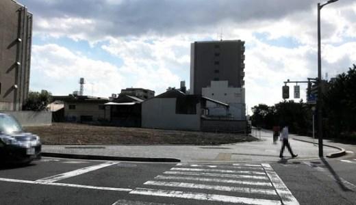 二条城周辺・東堀川通のホテル計画状況