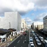 『イオンモールKYOTO』南のセイケンプラン/アーキエムズ、プレサンスコーポレーションのホテル