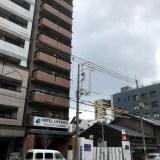 JR京都駅前・七条新町の『新都市企画』のホテルが増築!!