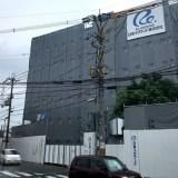 四条通・梅津解体現場の開発事業者はコスモス薬品に & 梅津ホテル