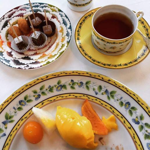 【京都東山を一望できるフランス料理店「スカイレストランピトレスク」】京都ホテルオークラ ピトレスク