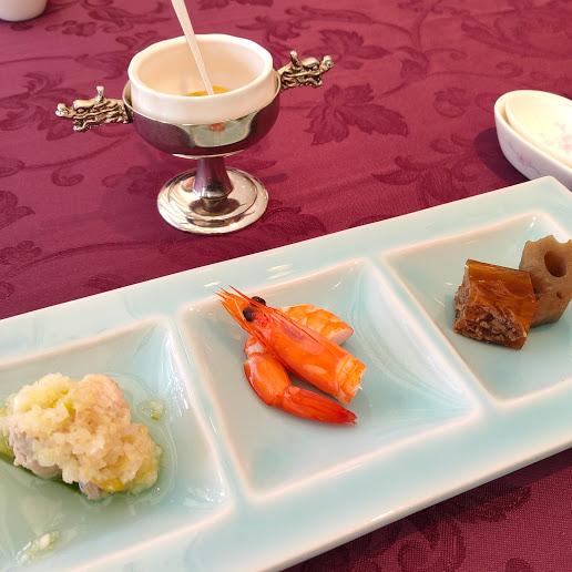 【京都宝ヶ池グランドプリンスホテルで中華ランチ】中華料理桃園