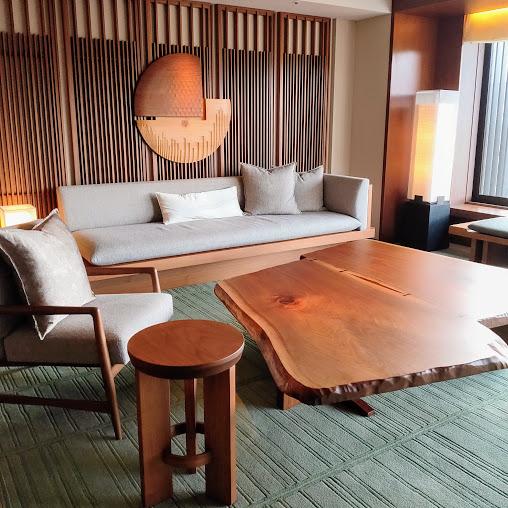 【京都二条城前に2020年11月にオープンしたラグジュアリーホテルへ】ホテルザ三井京都