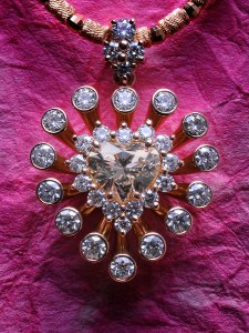 Diamond Pendant BC6080