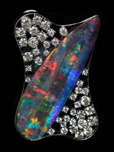 Boulder Opal Pendant BC3390