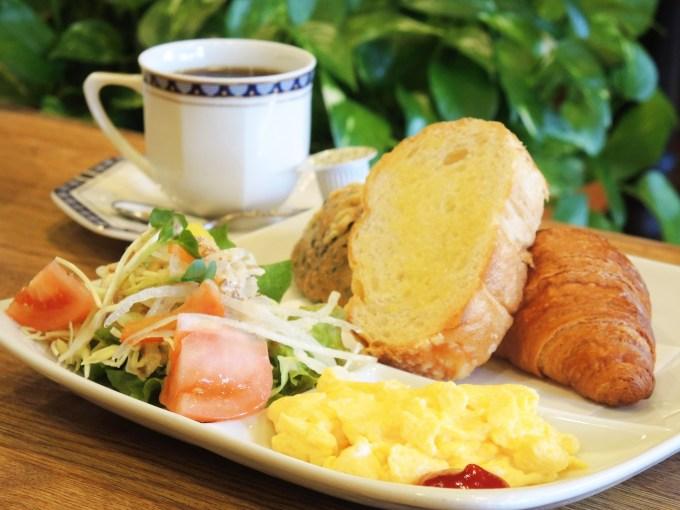 京都カフェ・あるぺんローズ・モーニング