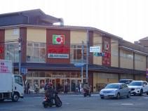 堀川丸太町の大型商店
