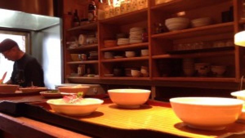 京極食堂奈於内観