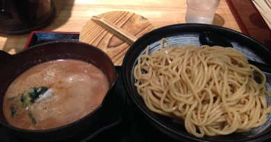 麺屋もりラーメン横綱つけ麺