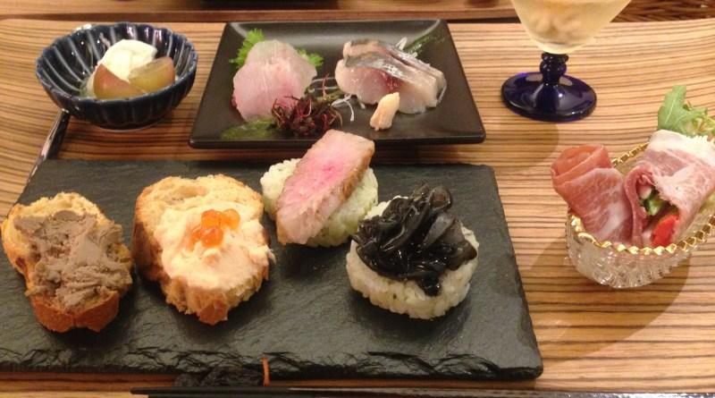 three*KYOTO前菜