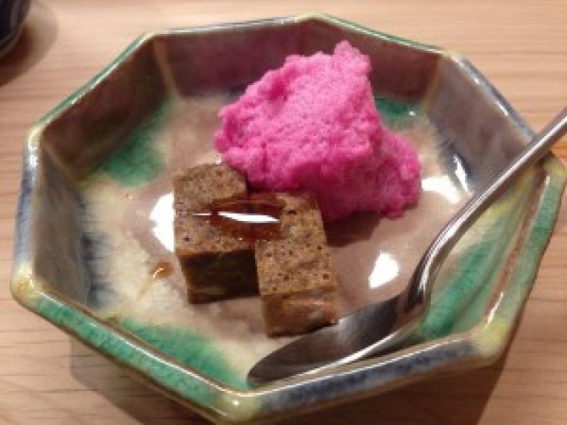 京都祇園さか本黒糖ふわ甘酸っぱい