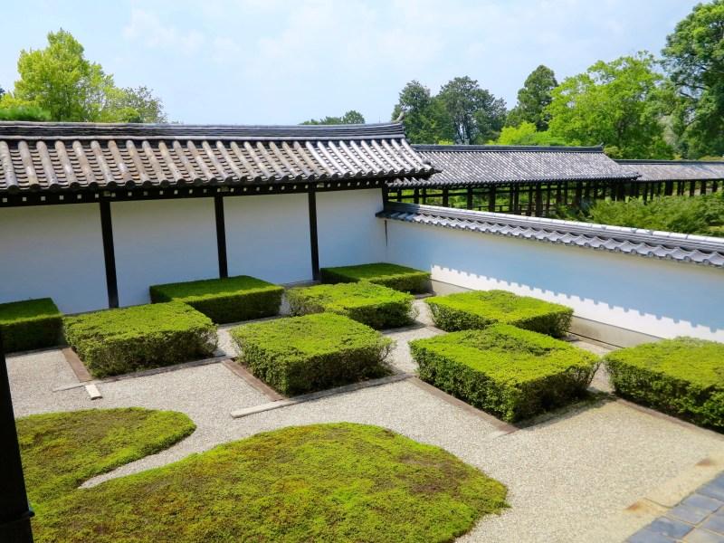 東福寺本坊庭園西庭