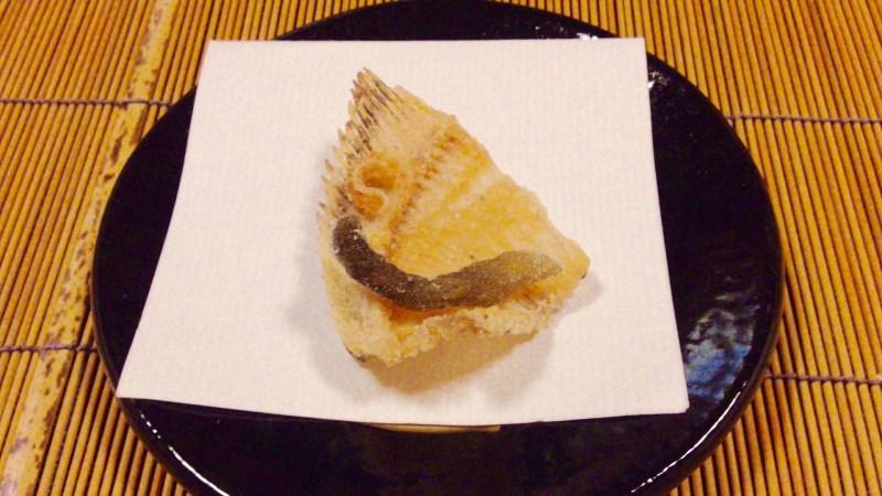 お料理はやしキス天ぷら
