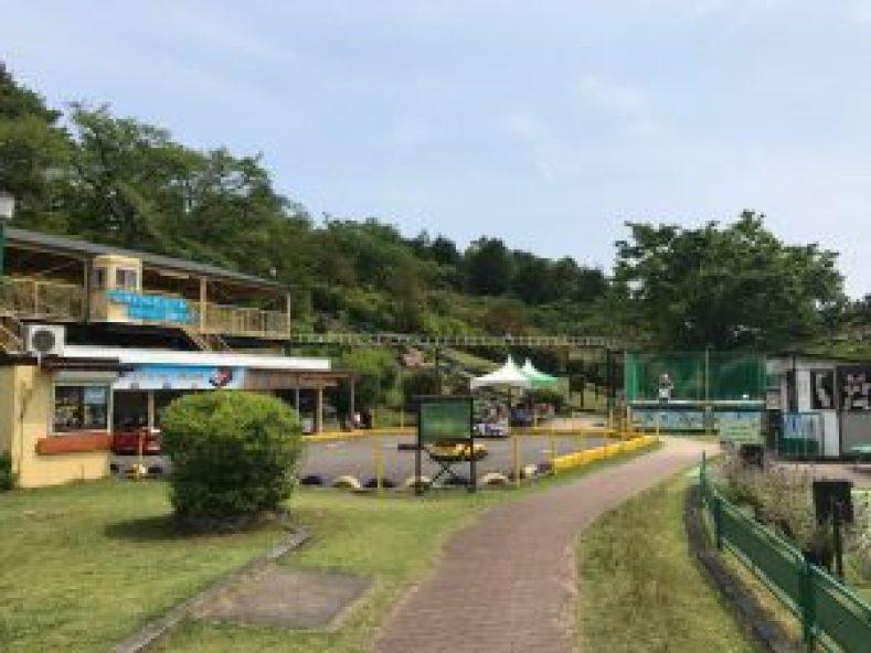 嵐山-高尾パークウェイ観空台遊園地3