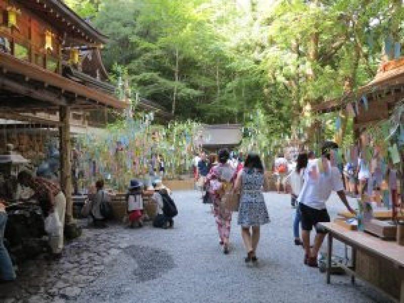 夏七夕祭り貴船神社7