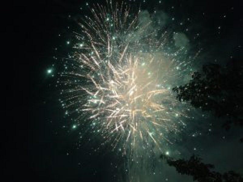 京都市花火大会乾杯の夕べ0
