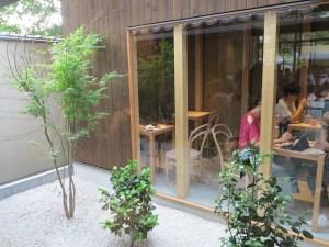 ブルーボトルコーヒー京都カフェ12
