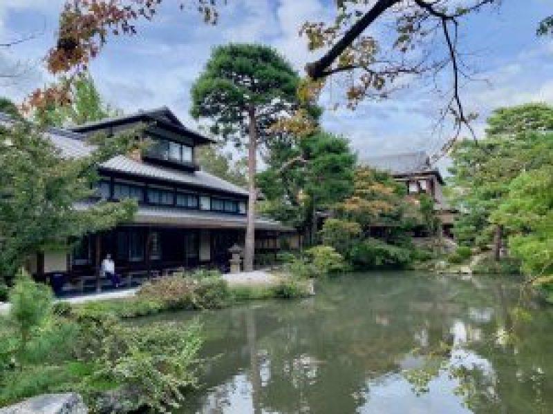 白沙村荘・橋本関雪記念館36