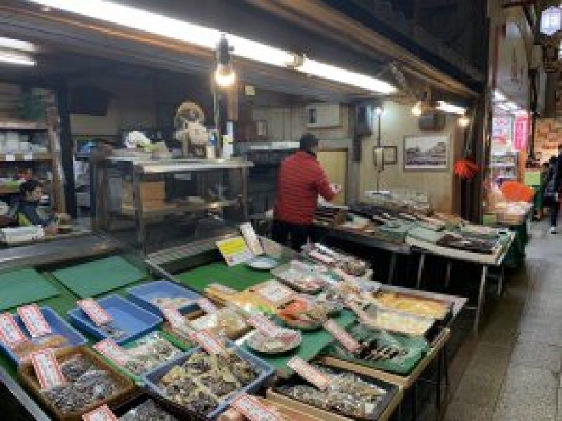 錦市場正月21