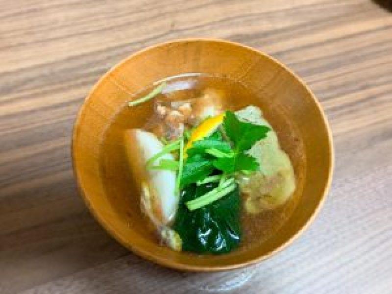 お雑煮レシピ1