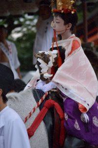 久世駒形稚児/Kuzekomagatachigo