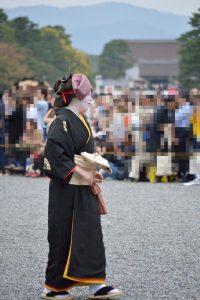 時代祭2016 中村内蔵助の妻