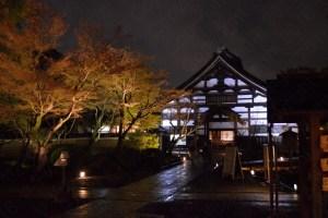 高台寺ライトアップ2017
