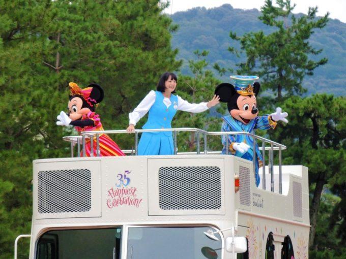 京都岡崎ハレ舞台・ディズニースペシャルパレード
