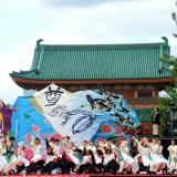 京都学生祭典・よさこい・風竜舞伝
