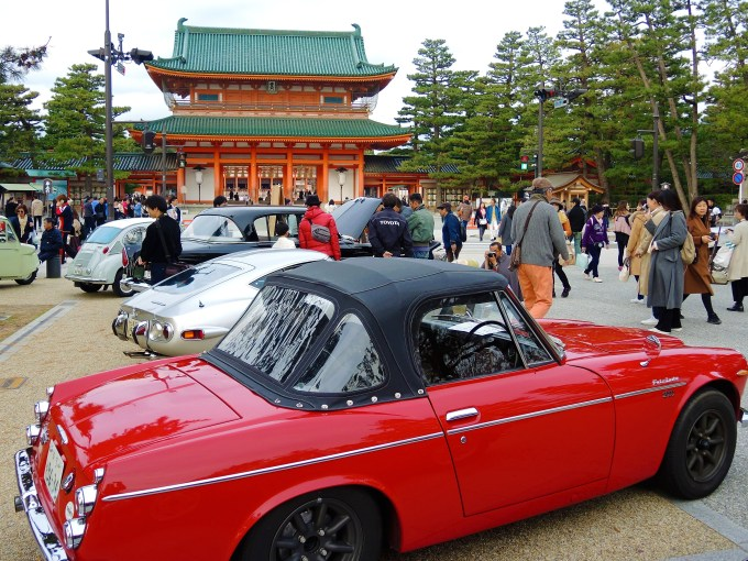 京都ヴィンテージカーフェスティバル