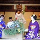 京都ゑびす神社・十日ゑびす・十日ゑびす・舞妓