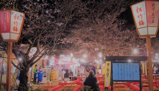 🌸🍶 京都・祇園・円山公園「花見茶屋」 Hanami Chaya KYOTO