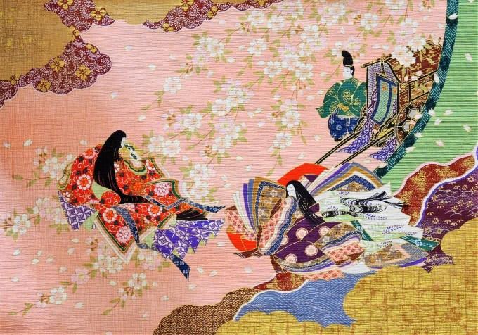 京都・平安貴族・和紙