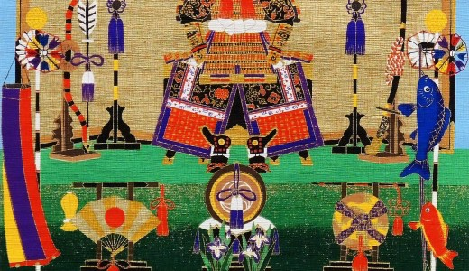 🎏 京都「五月人形」和紙工芸品『京ものフェスティバル・京都大物産展』みやこめっせ