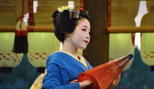 👘 京都「東山花灯路」祇園・八坂神社《舞妓》舞踊奉納  Maiko KYOTO