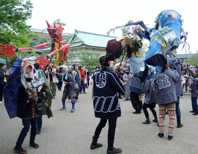 京都・キロンボ・操り人形
