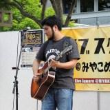 京都・シンガーソングライター・大督・ギター弾き語り