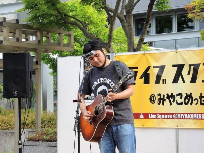 シンガーソングライター・大督・京都・みやこめっせ・ライブ