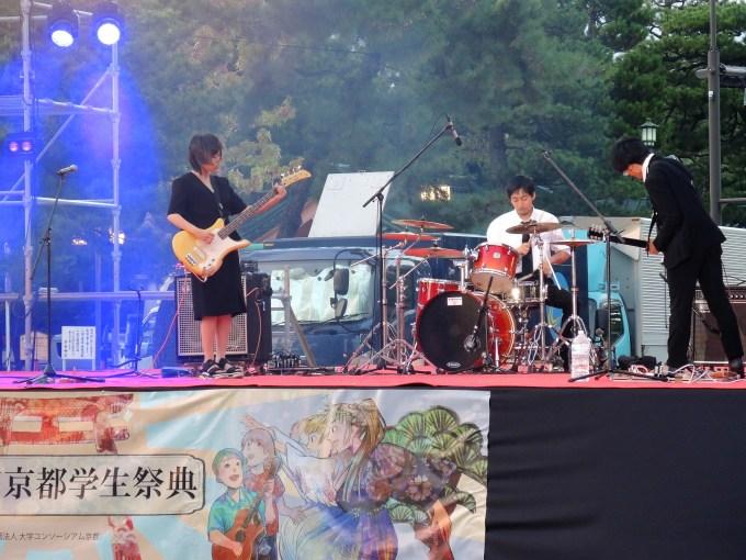 京都学生祭典・バンド優勝・お先真っ暗